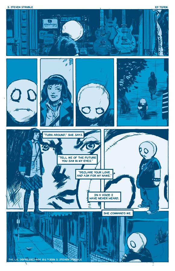 Li'l Depressed Boy -- January 20th, 2006